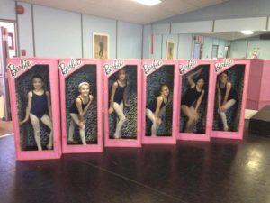 barbie boxes