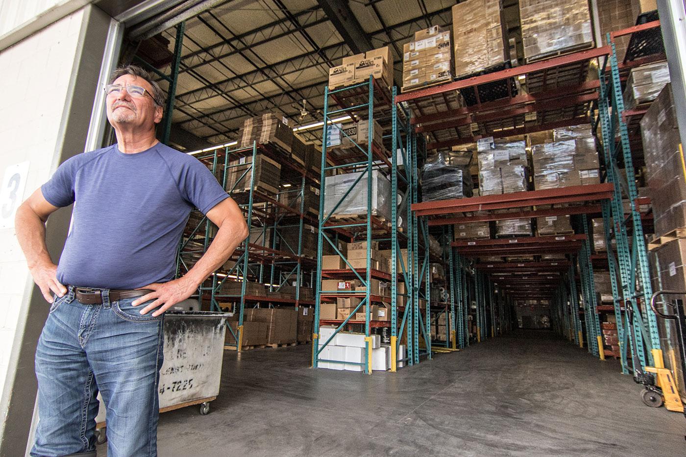 Ottawa Warehousing and Distribution - Boyd Moving Company Ottawa